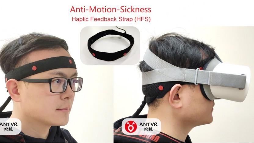 AntVR VR Stirnband