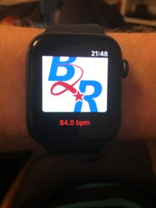 Breathe2Relax Apple Watch