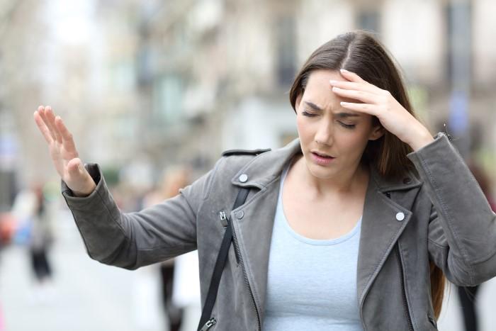 Hashimoto Symptome Schwindel Benommenheit