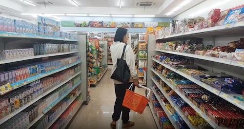 PPPD Einkaufen
