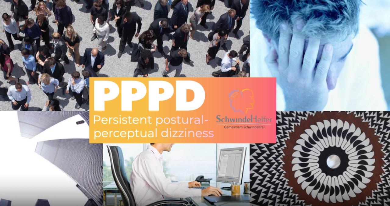 PPPD Persistent Postural Perceptual Dizziness