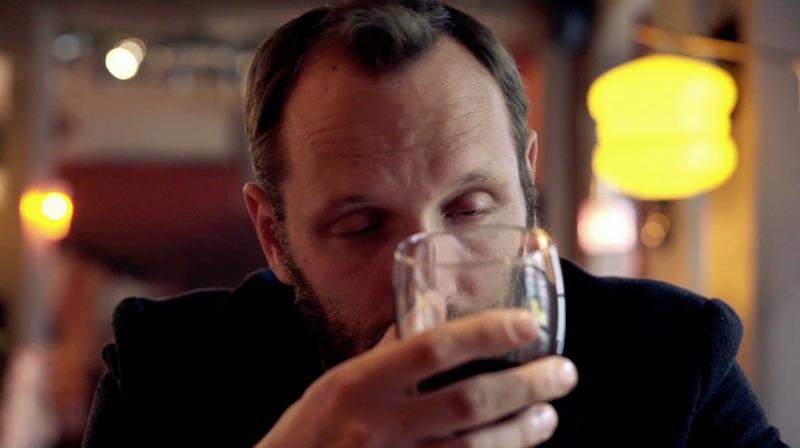 Schwindel nach Alkohol