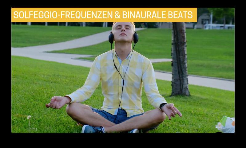 Solfeggio Frequenzen Binaurale Beats