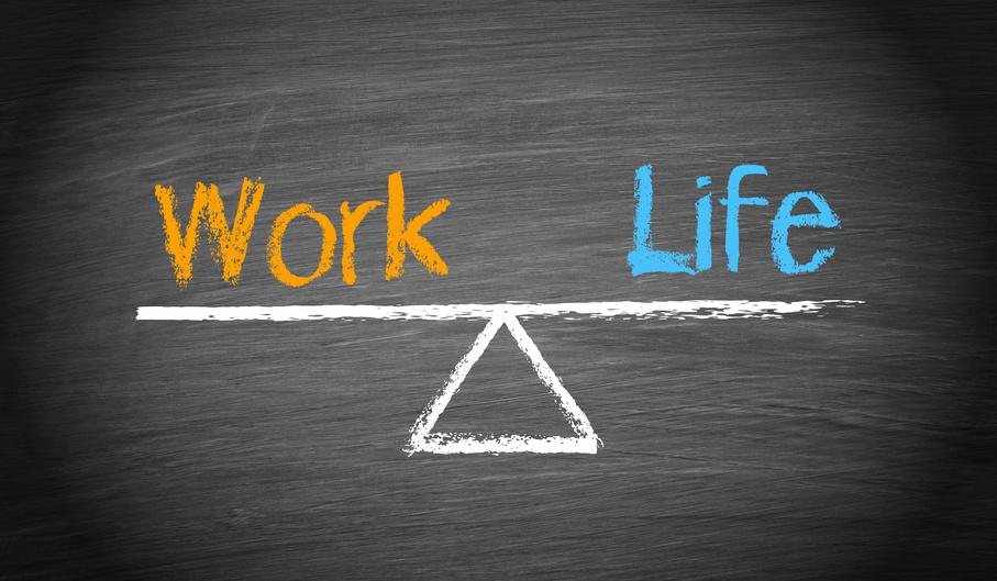 Work-Life-Balance bei Burnout